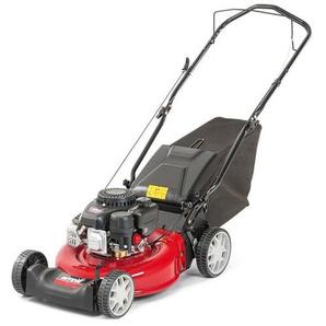 MTD Rasenmäher »Smart 46 PO«, Benzin, 1,4 kW Leistung, mit Schnitthöhenverstellung