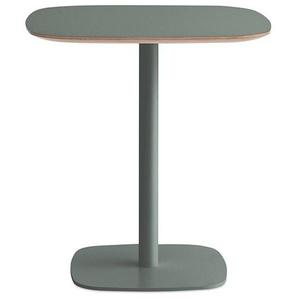 Normann Copenhagen Form Table Tisch 70x70 Grün (l) 70 X (b) 70 X (h) 74.5 Cm