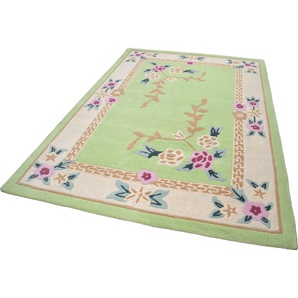Theko® Teppich »Lifou«, 90x160 cm, 14 mm Gesamthöhe, grün