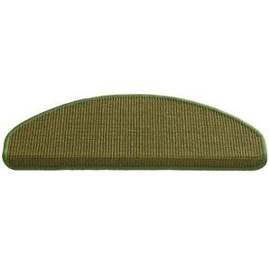 Stufenmatte einzeln oder im 15er Set, grün, Gr. 4/66/24 cm, Dekowe