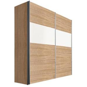 LIVIN Schwebetürenschrank SYDNEY 150 x 216 x 68 m Nachbildung Sonoma-Eiche