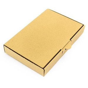 600 Warensendungen 220 x 140 x 32 Maxibriefkarton Post Maxibrief Karton BRAUN - KK VERPACKUNGEN