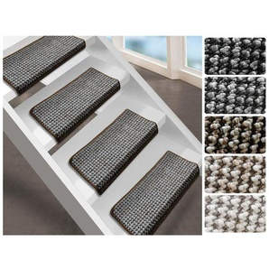 1A Stufenmatten Grandeur | Braun 69 | 65x23,5 cm | Rechteckig - FLOORDIREKT STEP