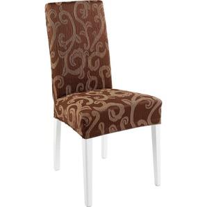 stuhlhussen in beige preisvergleich moebel 24. Black Bedroom Furniture Sets. Home Design Ideas