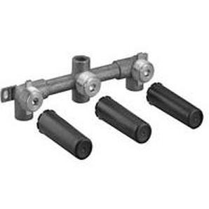 Dornbracht Wand Waschtischbatterie, Auslauf mittig, Bausatz-Vormontage, 35707970 - 3570797090