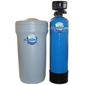 Einzelenthärtungsanlage MEB 200 Wasserenthärtungsanlage - AQUINTOS-WASSERAUFBEREITUNG