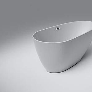 Freistehende Badewanne The North Bath LOKI 150x75 cm Acryl Oval