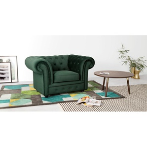 Chesterfield Sessel Traditionelle Eleganz Moebel24