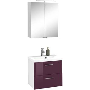 Waschtisch-Set , »Venedig«, Energieeffizienzklasse: A++(Skala A++ bis E), Held Möbel