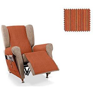 JM Textil Sessel-Schoner Relax Rino Größe 1 Sitzer (55cm), Farbe 09
