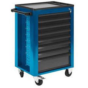 ADB Eco Werkstattwagen blau 8 Schubladen
