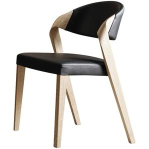 VOGLAUER Stuhl  V-Alpin ¦ holzfarben ¦ Maße (cm): B: 53 H: 82 T: 57 Stühle  Esszimmerstühle  Esszimmerstühle ohne Armlehnen » Höffner