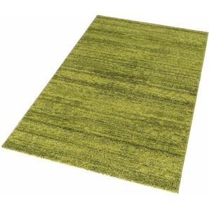 Teppich »Samoa Melange«, grün, eckig, 20 mm, pflegeleicht, , , ASTRA