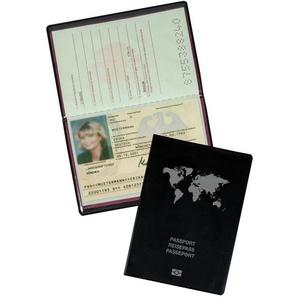 Eichner Reisepasshülle aus PVC-Folie