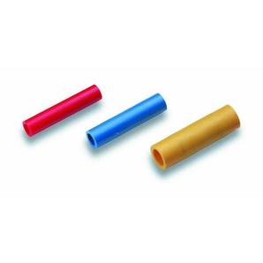 cimco Stoßverbinder  4-6qmm m. PVC-Isolation gelb