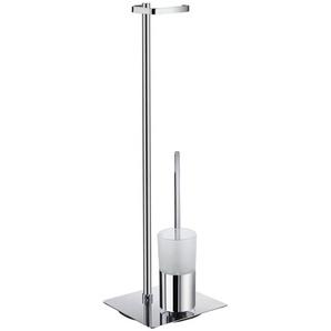 Smedbo Kombi-WC-Bürstengarnitur OUTLINE