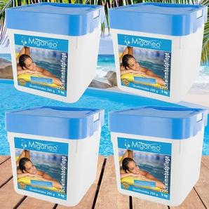 Miganeo® Quattrotabs 200g organisch, 4 x 5 kg