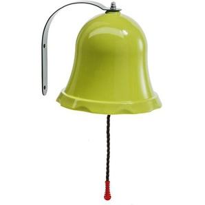 Glocke für Kinderspielhaus und Spielturm Limon Grün