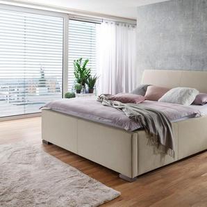 Places of Style Polsterbett »La Finca« wahlweise mit Bettkasten