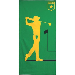 Golf - Handtuch