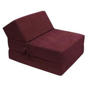 1-Sitzer Futonsessel Aldana