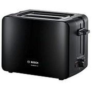 BOSCH ComfortLine TAT6A113 Toaster schwarz