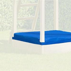 Abdeckplane für Multi-Play Kinderspielanlagen blau 114x114cm
