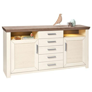 Set one by Musterring Sideboard YORK 184 x 95 x 44 cm