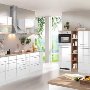 HELD MÖBEL Küchenzeile mit E-Geräten , Breite 430 cm