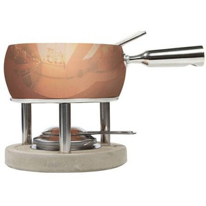 Fondue-Set Kupfer
