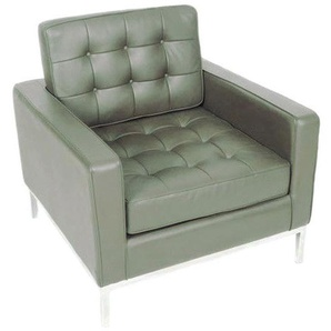 Knoll Lounge Sessel - Grau
