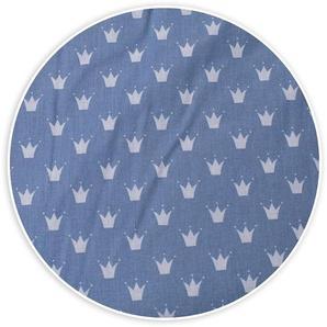 tiSsi Laufgittereinlage Kronen blau