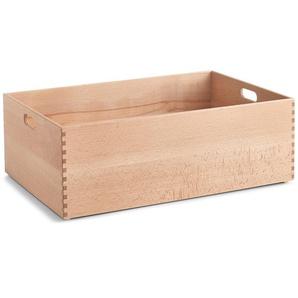 Zeller Present Holzkiste