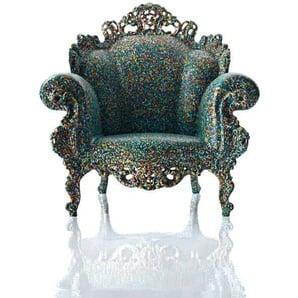 Sessel Proust Magis mehrfarbig, Designer Alessandro Mendini, 105x104x90 cm