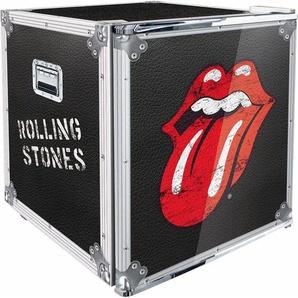 Kühlschrank CoolCube Rolling Stones, schwarz, Energieeffizienzklasse: A+, CUBES