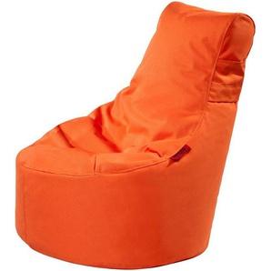 OUTBAG Sitzsack »Slope XS Plus«, wetterfest, für den Außenbereich, BxH: 60x70 cm