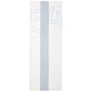 Ecrufarbenes Tuch, bedruckt, passend zur Liege PANAMA