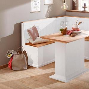 Home affaire Eckbankgruppe »Sara« bestehend aus Eckbank und Tisch in 2 Größen