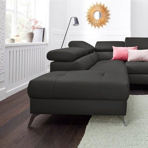 exxpo - sofa fashion Polsterecke, wahlweise mit Bettfunktion