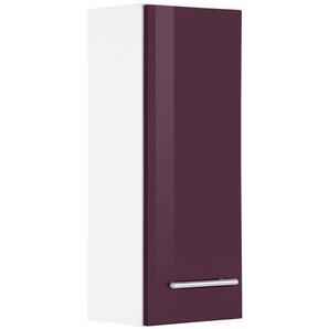 HELD MÖBEL Hängeschrank »Venedig« Breite 25 cm, lila