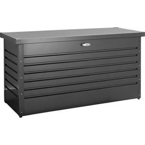 biohort Gartenbox / Freizeitbox 130 Dunkelgrau-Metallic