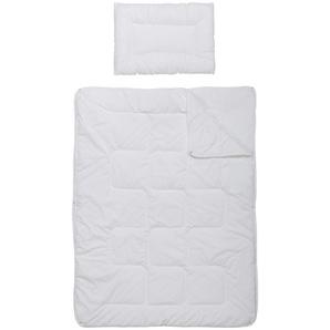 Zöllner Kinderbettenset  4-Jahreszeiten ¦ weiß ¦ Maße (cm): B: 100 Baby  Baby Textilien  Baby Bettwaren » Höffner