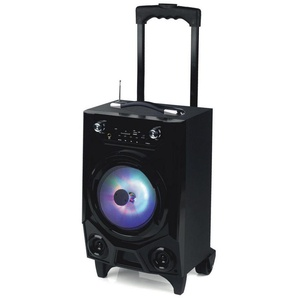 LED Lautsprecherwagen