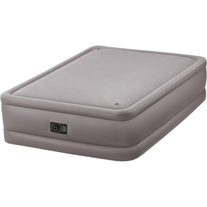 Intex Luftbett mit integrierter Elektropumpe, 203/152/51 cm, »Foam Top Bed Queen«