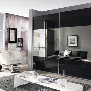 Places of Style Schwebetürenschrank mit Spiegel