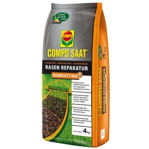 Rasenreparatur Compo Saat Komplett-Mix Plus 4 kg