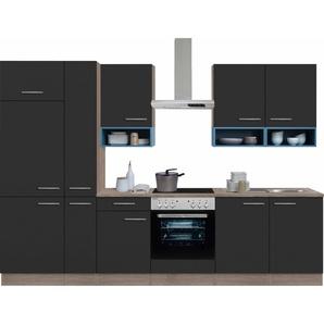 OPTIFIT Küchenzeile ohne E-Geräte,»Korfu« Breite 300 cm