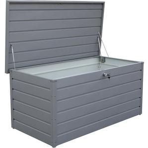 Tepro Metall-Gerätebox Palladium 75,9 cm x 166,4 cm x 86,4 cm Silber