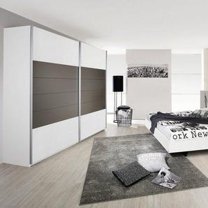 rauch Schlafzimmer-Set »Barcelona«, (Set, 4-tlg), grau