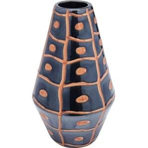 Vase Mocca Dots 35cm